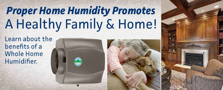 Whole-Home Humidifiers