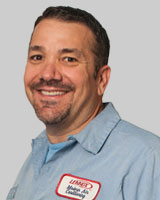 Jeff Schelling : Service Dispatcher/Inventory Manager