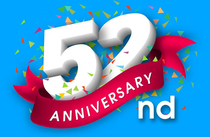 52-anniversary