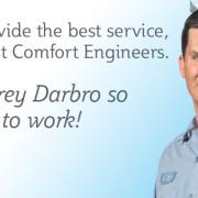 Corey Darbro joins Modern Air Team!