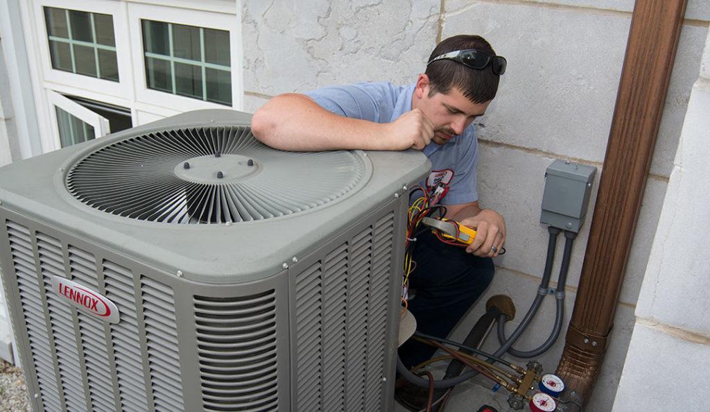 AC System Repair