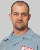 Andrew Redeker : Shop Manager